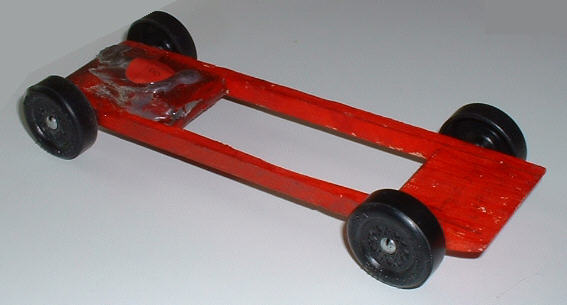 Pinebox derby car designs